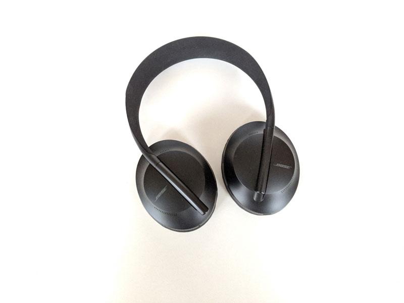 Casque à réduction de bruit Bose Headphones 700, 2019, Ph. Moctar KANE.