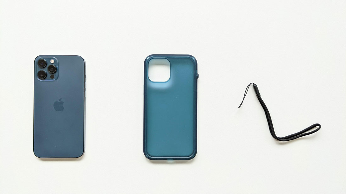 Coque de protection Catalyst Influence Series pour iPhone 12 Pro Max, 2021, Ph. Moctar KANE.