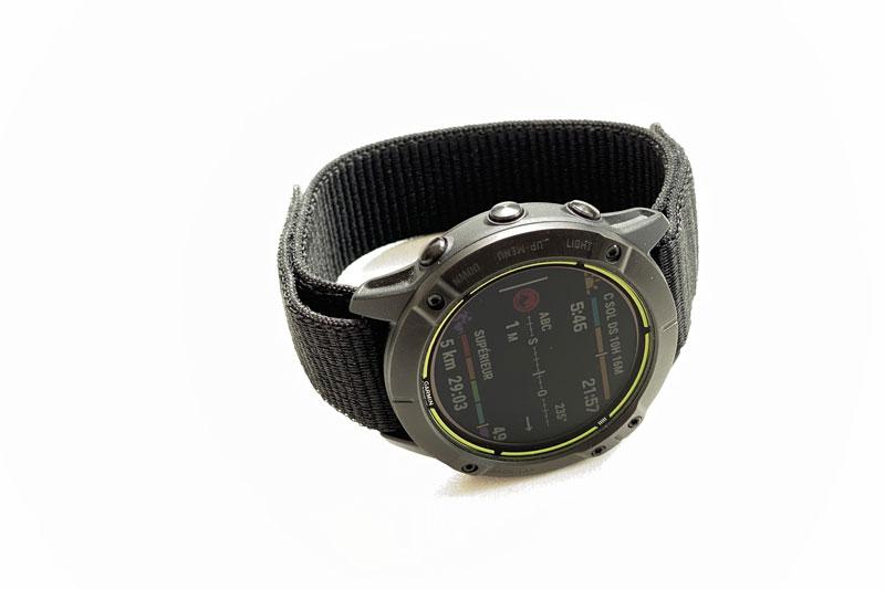 Montre outdoor GPS Garmin Enduro, 2021, Ph. Moctar KANE.